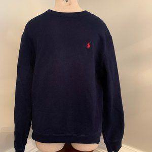 Polo Ralph Lauren Men's Sweatshirt Navy Sm…